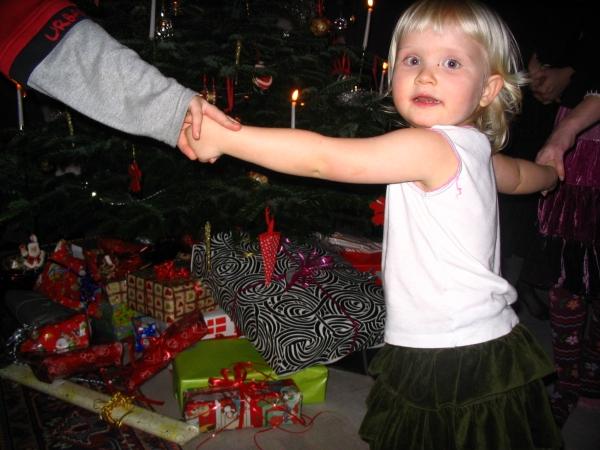 Emma danst
